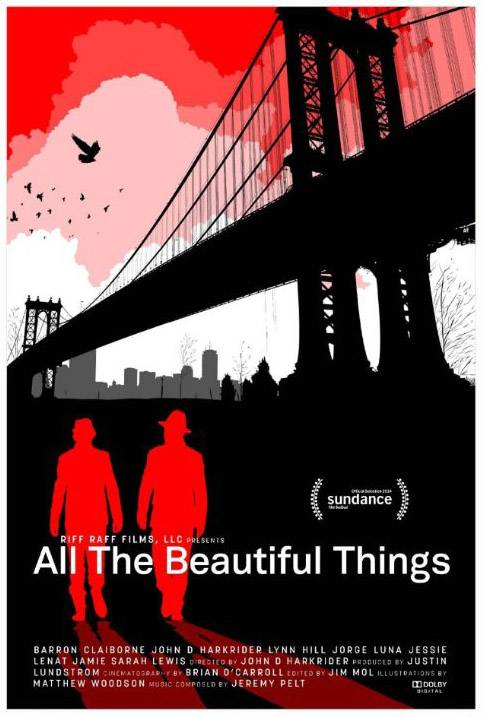 All the Beautiful Things - The story of John and Barron, lifelong friends whose friendship is tested when Barron's girlfriend says Barron put a knife to her throat and raped her, sounds like the stuff of great fiction. But, remarkably, it's all true. This documentary follows what happens to their friendship after John convinces her to go to the police.(Photo: Riff Raff Films)