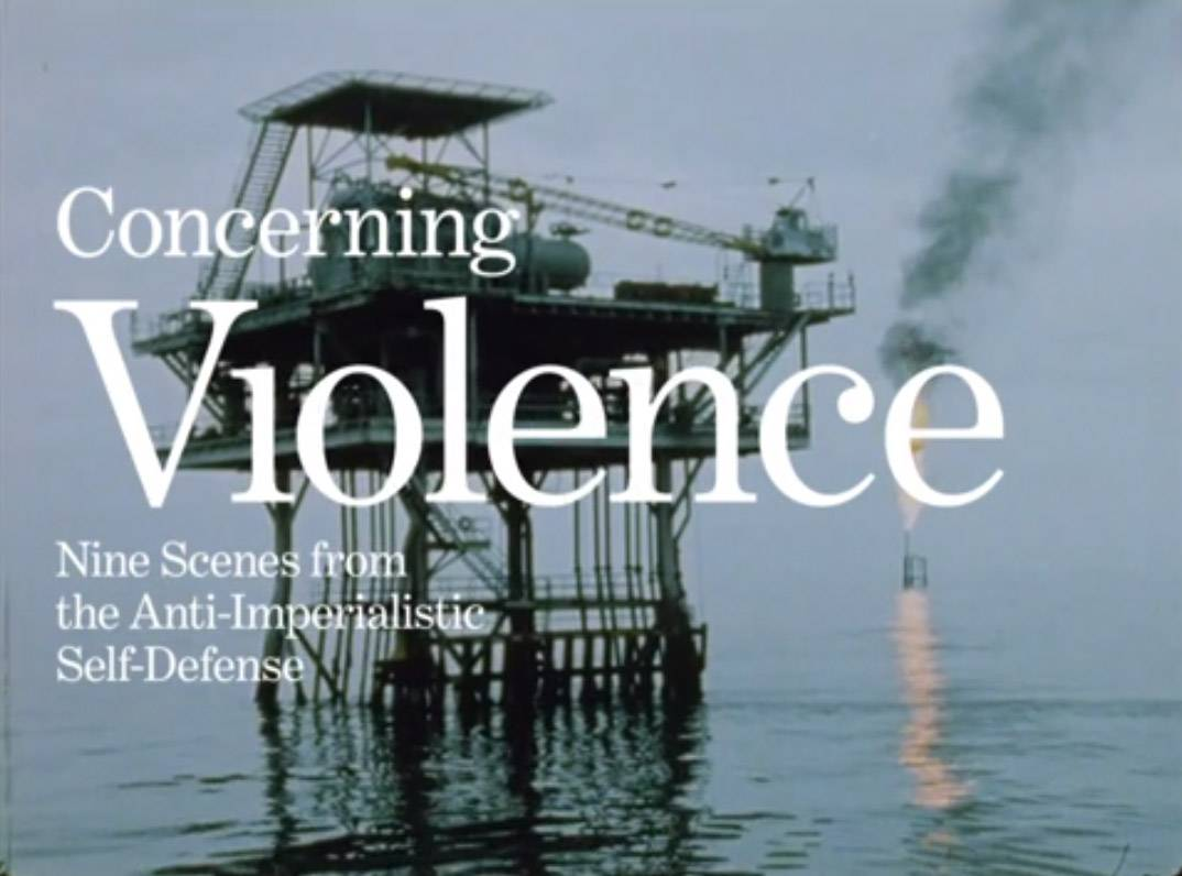 Concerning Violence - Lauryn Hill narrates this documentary about the African liberation struggles of the 1960s and 1970s.Concerning Violence, directed by Black Power Mixtape helmerGöran Hugo Olsson,combines newly discovered archival material depicting someof the most daring moments in the confrontation with colonial power.(Photo: Louverture Films)