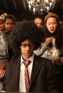 """Dear White People - With the Golden Globes over and the Oscars a few weeks away, Hollywood is heading to Park City, Utah to discover the next big thing. The Sundance Film Festival, which has launched the careers of everyone from Middle of Nowhere's Ava DuVernay to Fruitvale Station's Ryan Coogler, starts on January 16. Here are all the Black films at this year's festival.Perhaps the most anticipated is Dear White People, Justin Simien's film about four Black students at an Ivy league university where riots break out over a popular """"Blackface"""" party. The satirical film stars Tyler James Williams and Teyonah Parris.(Photo: Duly Noted, Homegrown Pictures)"""
