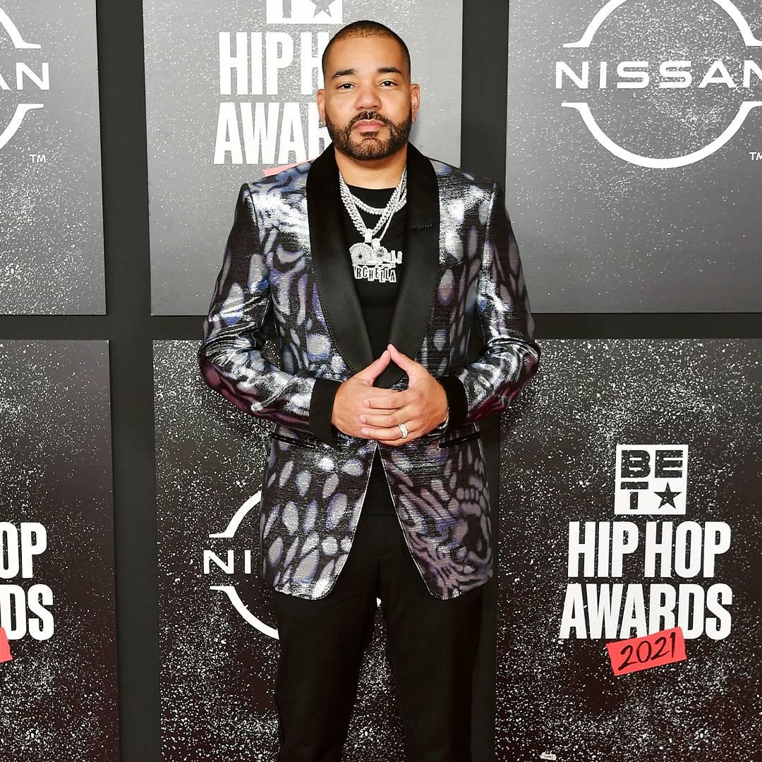 BET Hip Hop Awards 2021 | Red Carpet DJ Envy | 1080 x 1080