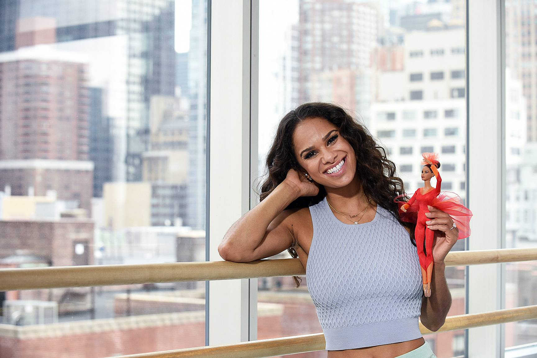 Misty Copeland Gets a Barbie Doll - Prima ballerina Misty Copeland is being honored for all of her #BlackGirlMagic in the form of a Barbie doll.(Photo: Courtesy of Mattel)