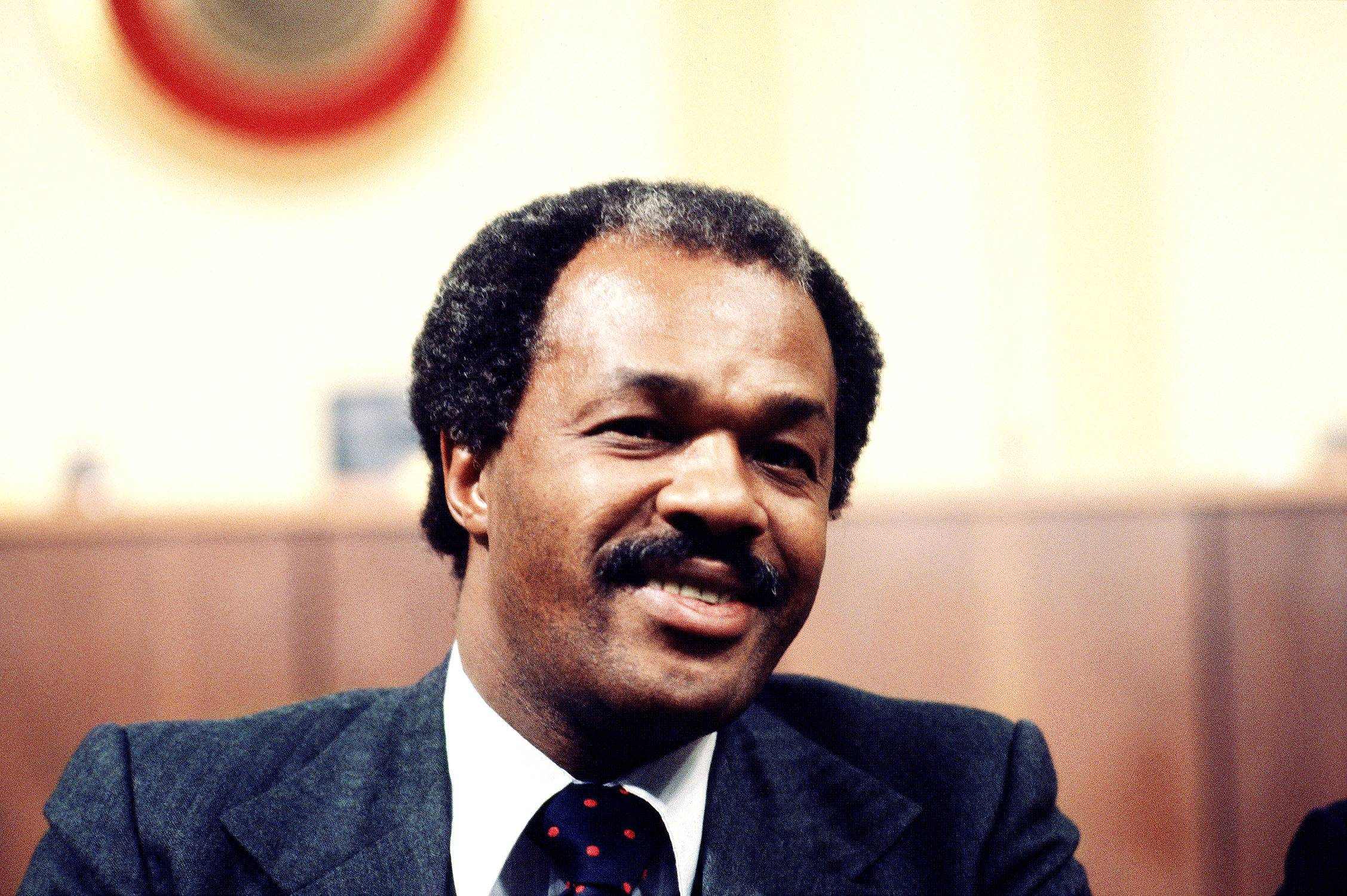 R.I.P. - Marion Barry was many things to many people. To some he was a national joke after his infamous fall from grace during an FBI sting in a Washington, D.C., hotel. To tens of thousands of District residents, he was an American hero who opened the doors of opportunity for them and their families. Here's a look at some of the highs and lows in the life of Marion Barry, who died on Nov. 23, 2014. ? Joyce Jones (@BETpolitichick)  (Photo: Bettmann/Corbis)