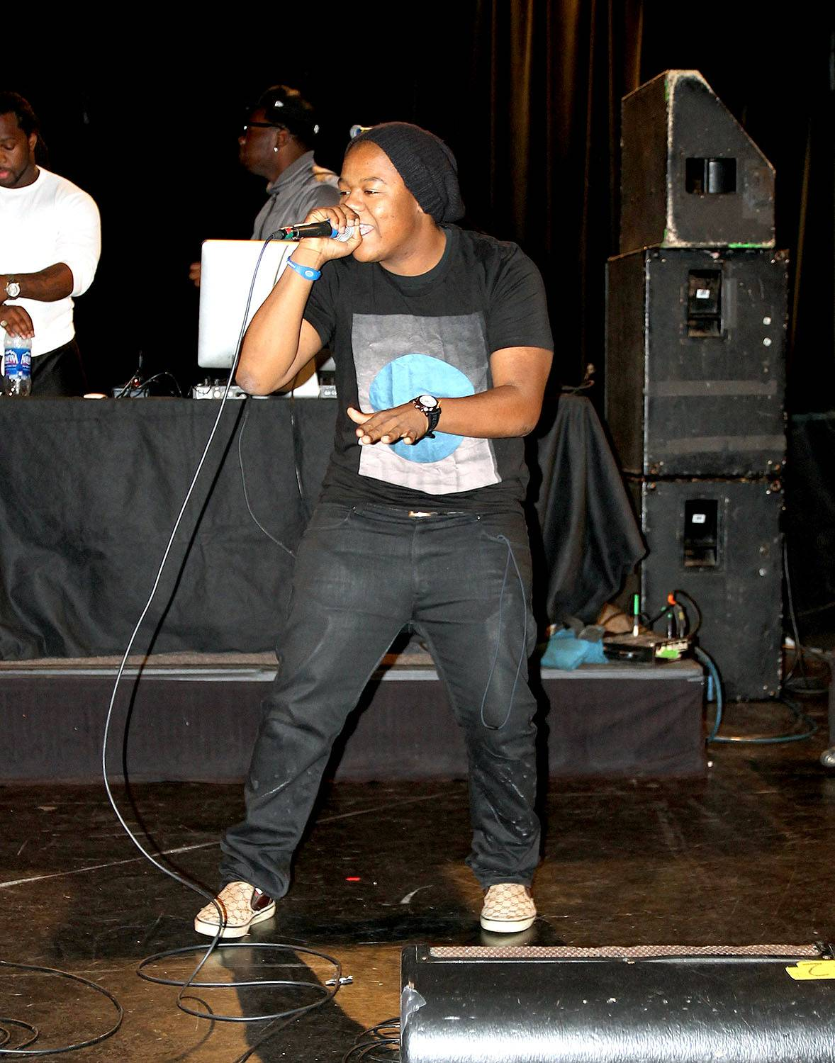 Award Tour  - Hey won the Young Artist Award in 2005 and 2007, and have aslso been nominated for an NAACP Award several times. (Photo: WENN)