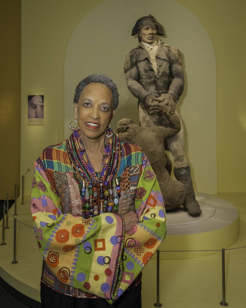 1964 ? UCLA and Washington State - After getting her Ph.D. in Anthropology from Northwestern, Dr. Cole began stints at UCLA and later on Washington State, where she would direct the Black Studies department.  (Photo: Jessica Suwaroff for Smithsonian?s National Museum of African Art)