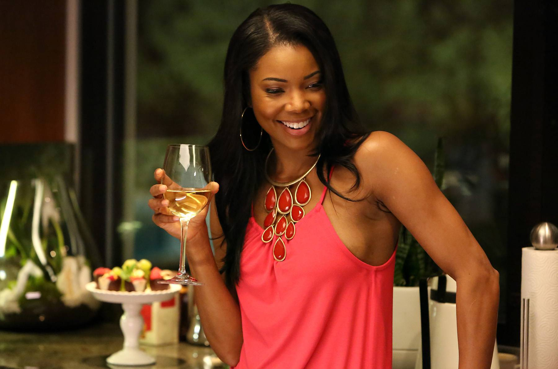 But don't forget to have fun and learn to relax. - (Photo: Quantrell D. Colbert/BET Networks)