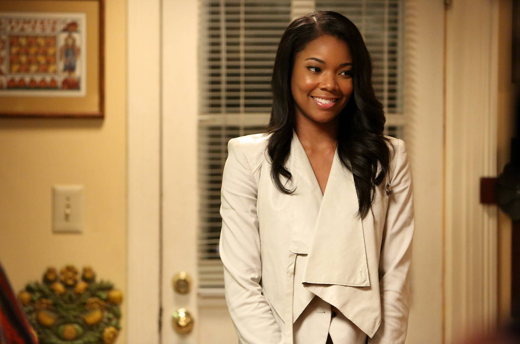 Getting back with David is a high priority on the list. -  (Photo: Quantrell D. Colbert/BET Networks)