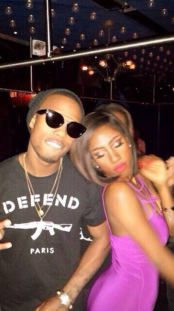 New Couple Alert? - Word on the street is, Sevyn Streeter and B.o.B are an item. Streeter participated in #MCM and you guessed it, B.o.B was her choice. Here's what she wrote about him:#MCM @bobatl I found you, crowned you, turned you on.....So you know, I got what you want....Let?s be undeniable....Here's to 2015 Bobby #ThrowDisBack #EggplantEeeerrday #BandzAmakeMeDance #DontKillTheFun #DKTFSo now, eyebrows are raised. If they are a couple, sweet! We love #BlackLove around here.(Photo: Sevyn Streeter via Instagram)