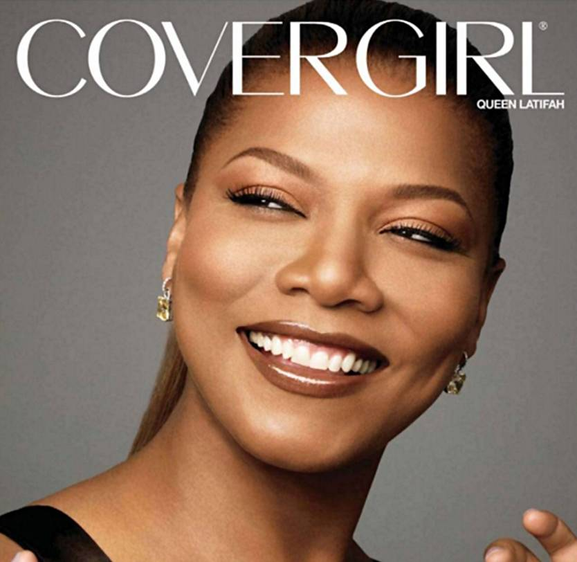 Cover Girl Spokesperson - Breaking down doors for plus-size beauties of all colors, the Queen is a spokesperson for Cover Girl Cosmetics. She also introduced the CoverGirl Queen Collection of makeup, which provides cosmetic products for women of all shades.  (Photo: CoverGirl Cosmetics)