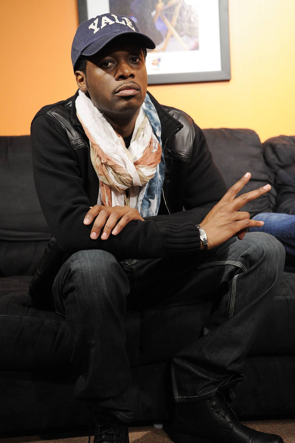 Pras: October 19 - The rapper, who turns 41, shares his birthday week with former Fugees bandmate Wyclef Jean. (photo: John Ricard / BET)