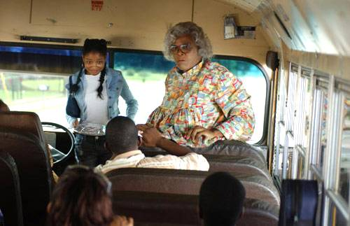 Madea's Family Reunion (2006) - Orphans need love, too! Here, Keke played a wild child who really just needed some TLC.   (Photo: Lions Gate)