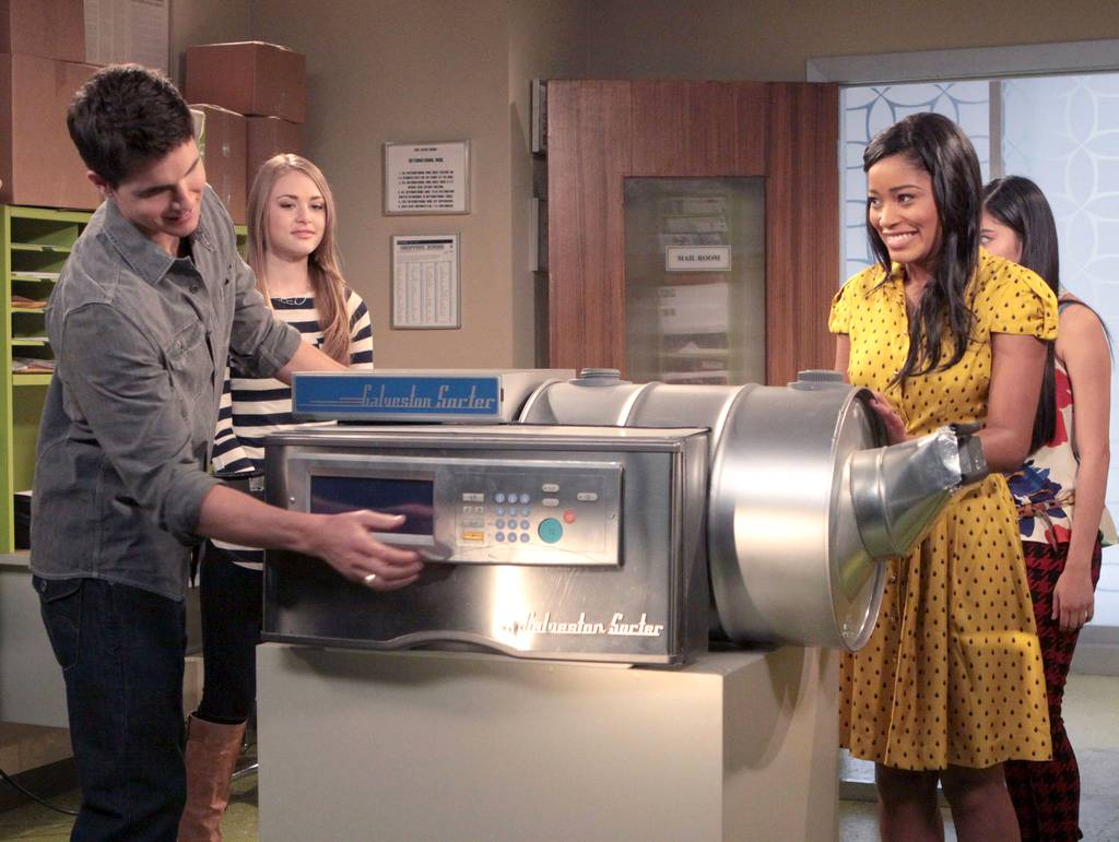 True Jackson VP (2008-20011) - Keke is versatile enough to go back and forth between movies and television. She became the highest paid child star on TV in the popular seriesTrue Jackson, VP.(Photo: Nickelodeon)