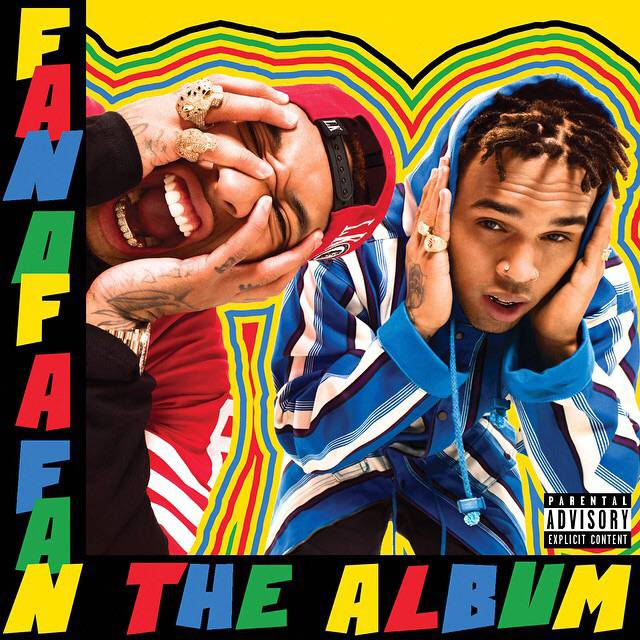 The Rundown: Chris Brown x Tyga,Fan of a Fan: The Album - Picking back up after the success of their 2010 joint mixtape,Tyga and Chris Browntry to catch lightening in a bottle once again with the release their first official collaborative album Fan of a Fan. Peep the track-by-track breakdown now as the dynamic duo get it in.— Michael Harris (@IceBlueVA)(Photo: RCA Records)
