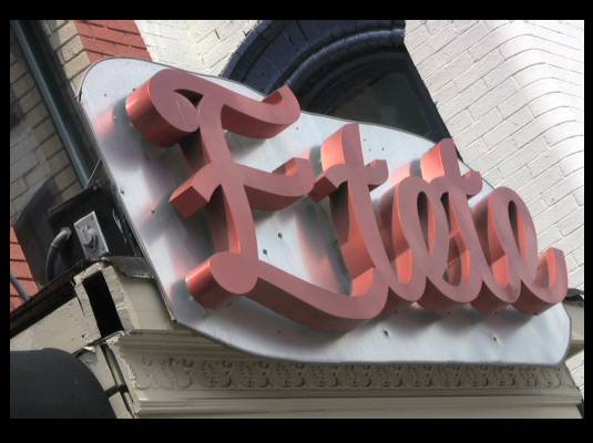 Travelistas:Washington, DC - Next, Andrea jet-sets to DC?s popular Ethiopian restaurant, ?Etete.?