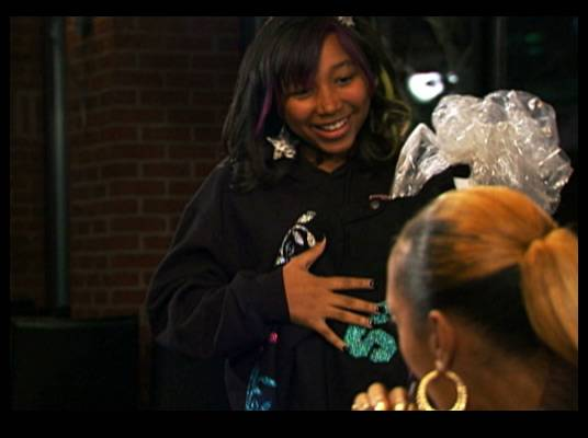 Get Fresh - The OMG Girlz celebrate Tiny?s official record label with new jackets.