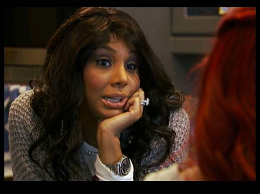 Friendly Advice - Tamar thinks that Tiny could benefit from counseling to help her deal with her father?s disease.