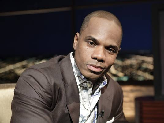 Kirk Franklin - Gospel superstar and ?Sunday Best? host Kirk Franklin?s new book is ?The Blueprint: A Plan for Living Above Life?s Storms.?