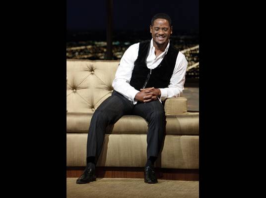 Blair Underwood - The award-winning actor, director and producer is the new host of BET?s ?Lens on Talent.?