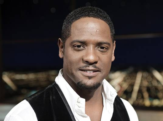 Blair Underwood - Blair Underwood co-wrote the novel ?From Cape Town with Love.?