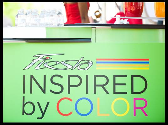Travelistas:Washington, DC - Ford is holding the ?Inspired By Color? contest on campus for DC fashionistas to show off their style.<br><br>One lucky winner will receive an all-expense-paid trip to the BET Awards in L.A.