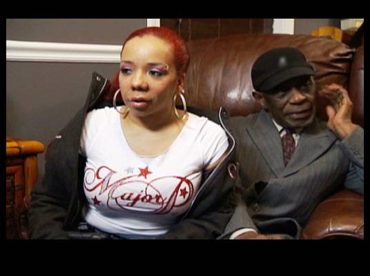 Reminisce Over You - Tiny and her family watch old videos of her father before his illness struck.