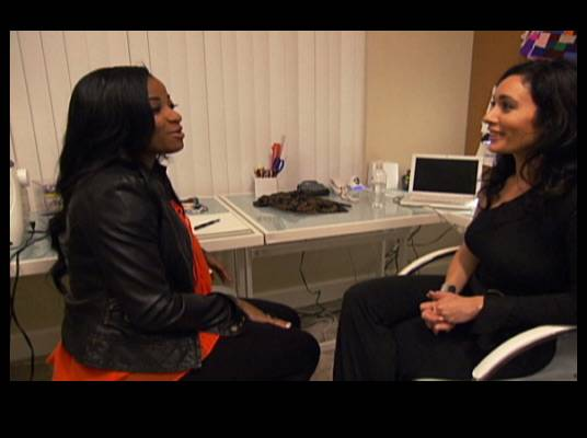 A Passion for Fashion - Toya meets with a fashion designer. She's thinking of a career as a stylist. Does she have what it takes?