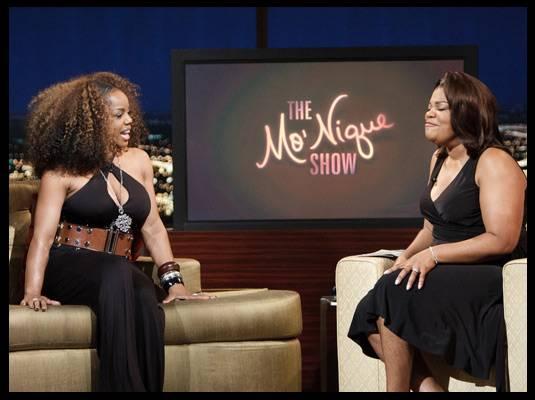 Leela James & Mo?Nique - Leela James talks with Mo'Nique about her new CD.