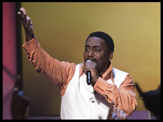 Big Daddy Kane - The rapper performs a medley of his hits.