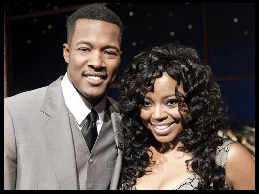 Flex Alexander & Shanice Wilson - The actor and singer have been married for 10 years. Flex?s new show is ?Reagan?s Law.?