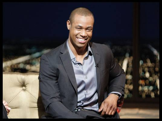 Isaiah Mustafa - The actor stars in a series of Old Spice commercials and talks about his journey in acting.