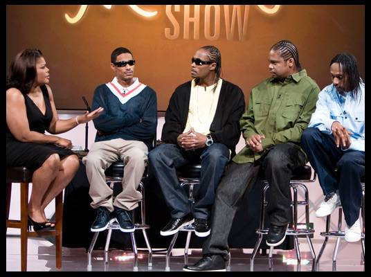 Bone Thugs - The rap group tells Mo?Nique about their struggles and why they always come back.