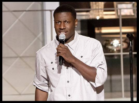 """Kelly """"K-Dubb"""" Walker - Comedian Kelly Walker has performed for ?Coming to the Stage? and ?Def Comedy Jam.?"""
