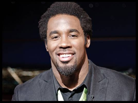 Dhani Jones - The NFL player also hosts ?Dhani Tackles the World,? where he travels to different countries and learns their sports.