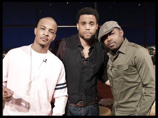 Takers - Will Packer co-produced ?Takers,? which co-stars Michael Ealy and T.I.