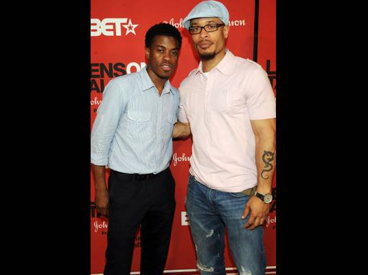 """Tamir & Pete - Tamir chats with filmmaker Peter Chatmon who is sometimes referred to as """"the next Spike Lee."""" This writer, producer and director has worked with Hill Harper, Zoe Saldana and others!"""