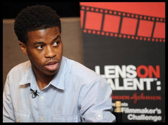 Tamir Muhammad - Tamir works with the Tribeca Film Festival. He is Director of Tribeca All Access.