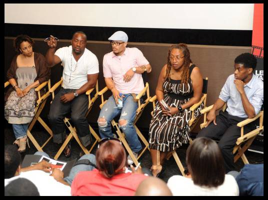 Distinguished Panel - A group of talented, well-known actors and directors came together to support Lens on Talent. See who was in attendance.
