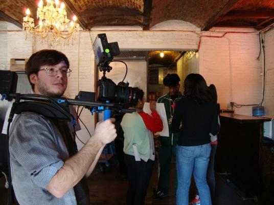 Behind The Scenes - Making magic we call tv
