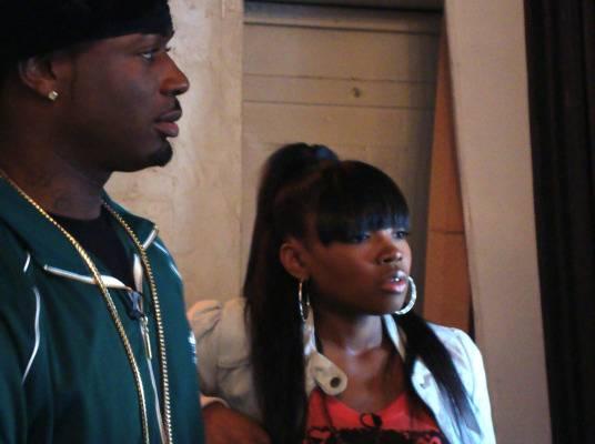 Behind The Scenes - Memphitz and DJ Diamond Kuts