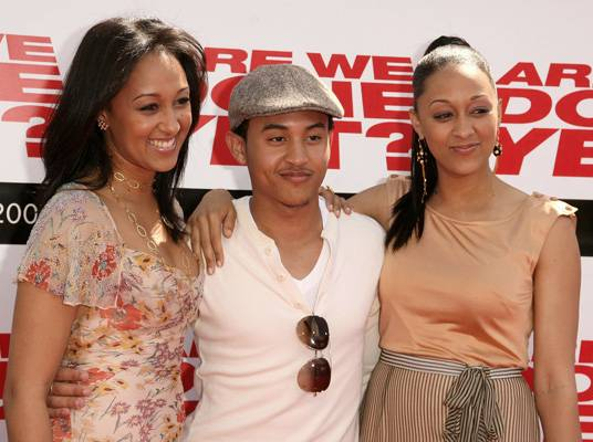 The Mowry Family - Mom-ager Darlene Mowry oversaw her children?s careers while identical twins Tia and Tamera starred on ?Sister, Sister? and younger brother Tahj starred in ?Smart Guy.? Tia later enjoyed three seasons on ?The Game,? while Tamera and Tahj lent their voices to popular cartoon shows.