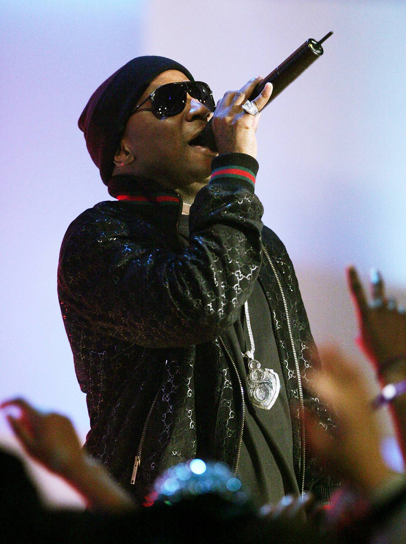Jeezy - Can't ban the snowman — but plenty tried in 2005. As Jeezy and his snowman shirts were becoming popular nationwide, particularly among teens, many schools and districts began attempting to ban the attire.(Photo: Peter Kramer/Getty Images)