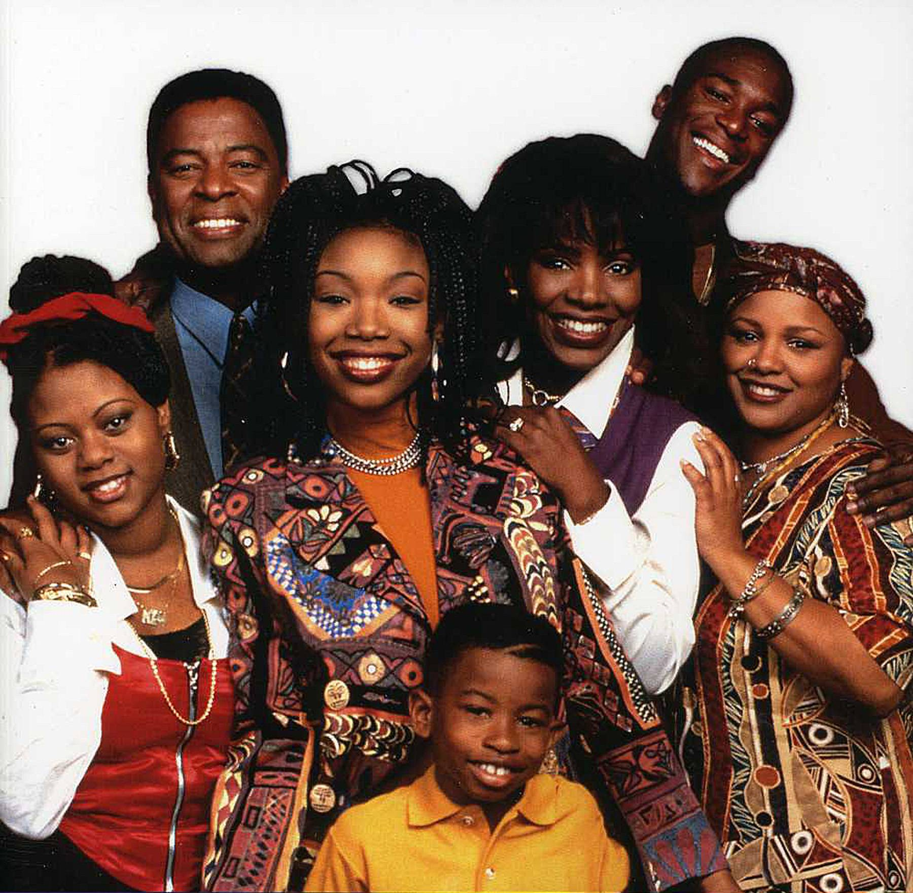 Moesha - Khalil Kain played Jim Meadows on the UPN hit Moesha.   Watch #BLX: In New York With Khalil Kain(Photo: Big Ticket Television)