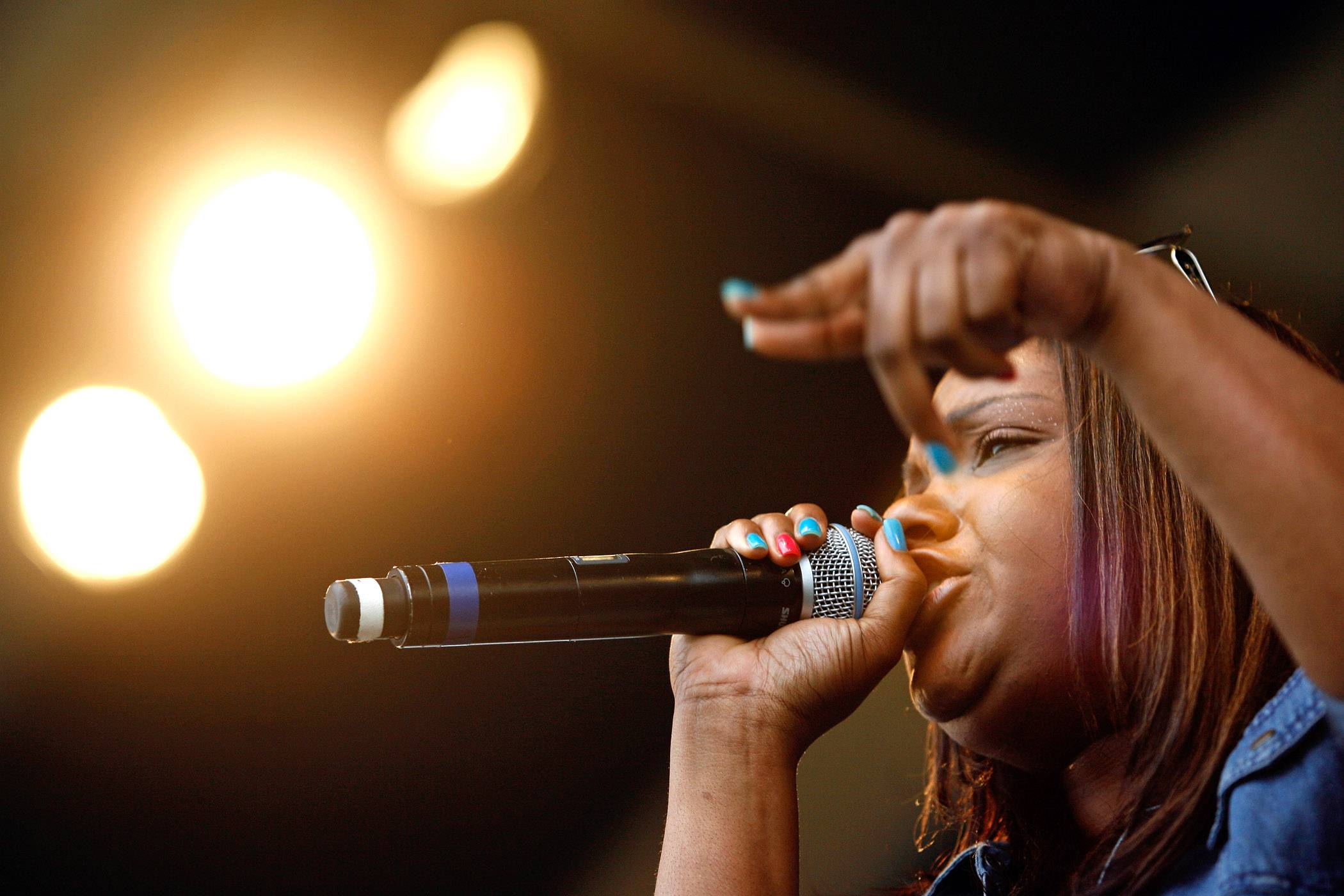 Mia X ? No Limit - As the first female signee to No Limit Records, Mia X released three albums between 1995 and 1998. In 1997 Unlady Like, her second album on the Master P-owned label, was certified gold.(Photo: Times-Picayune /Landov)