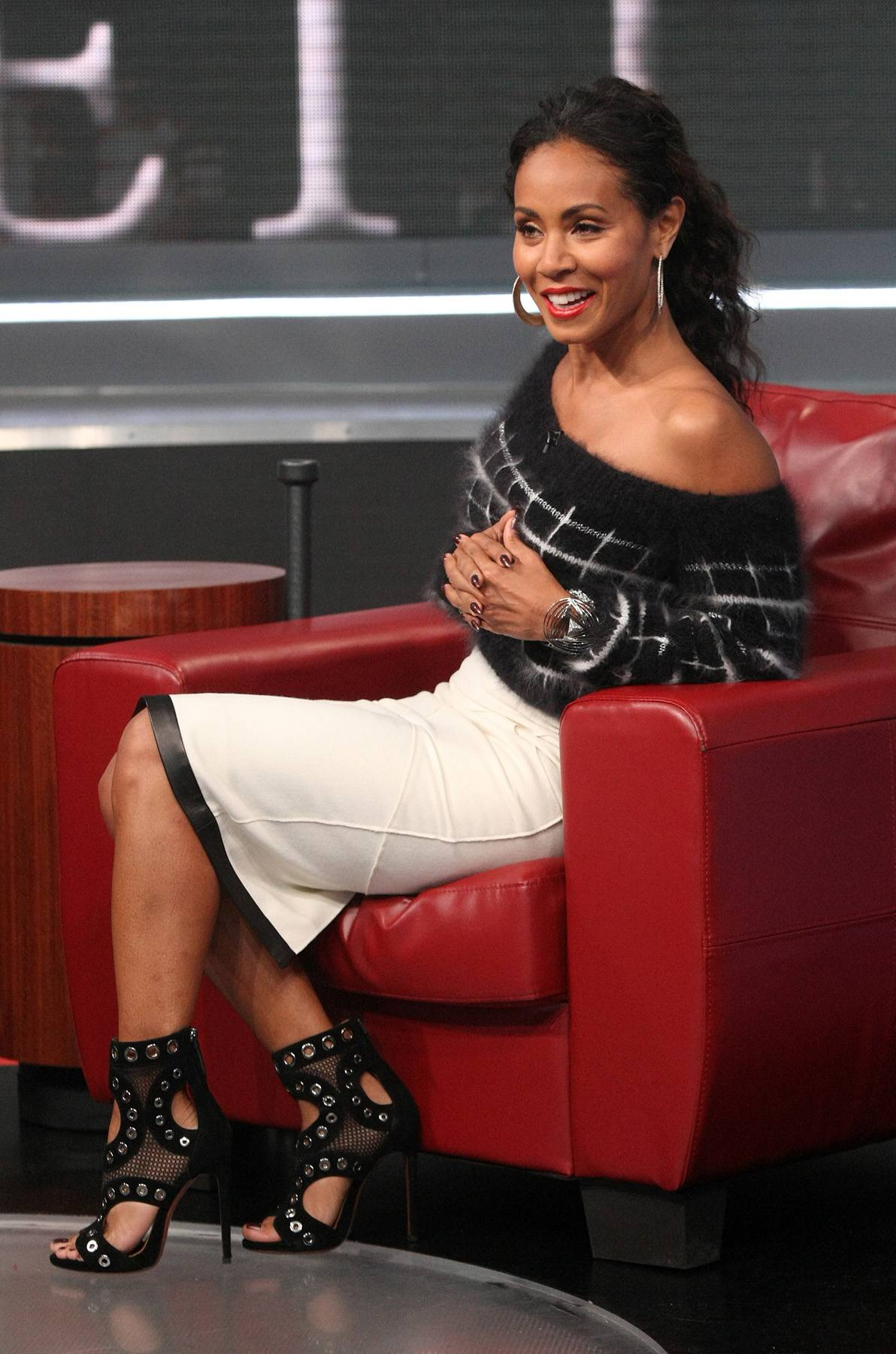Sitting Extremely Pretty - (Photo: Bennett Raglin/BET/Getty Images for BET)