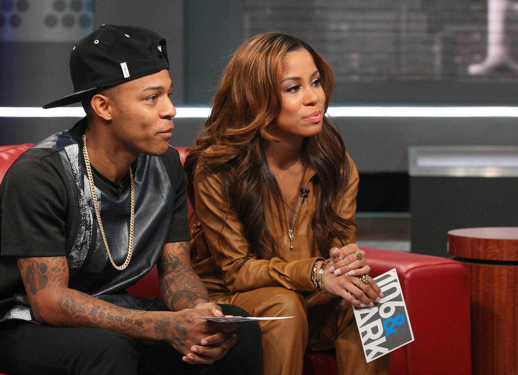 Paying Attention to a Pro - (Photo: Bennett Raglin/BET/Getty Images for BET)