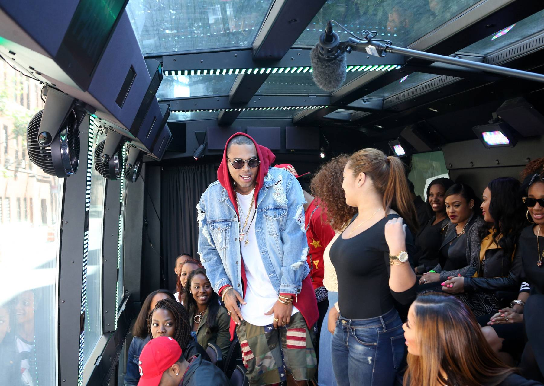 Rolling in the Party Like What? - (Photo: Bennett Raglin/BET/Getty Images for BET)