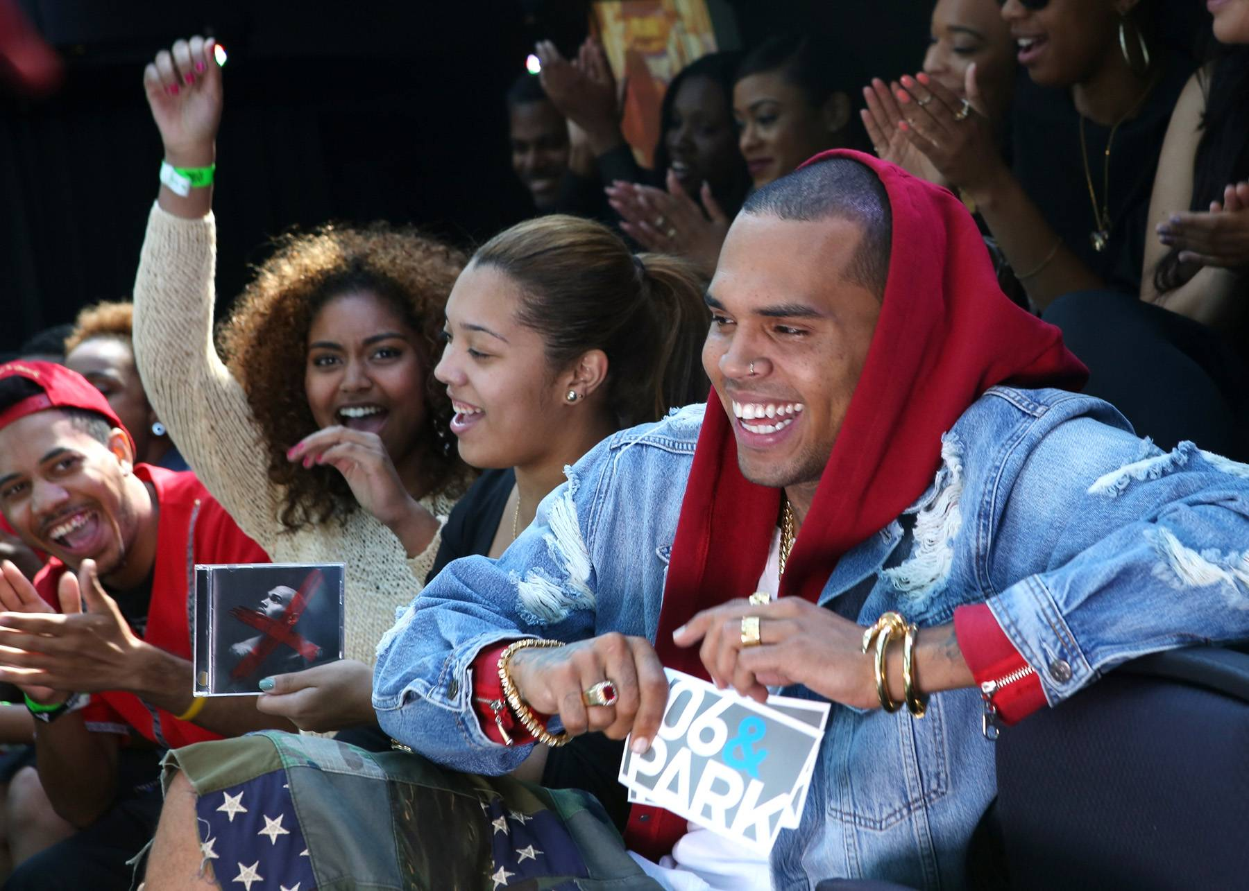 All Smiles - (Photo: Bennett Raglin/BET/Getty Images for BET)