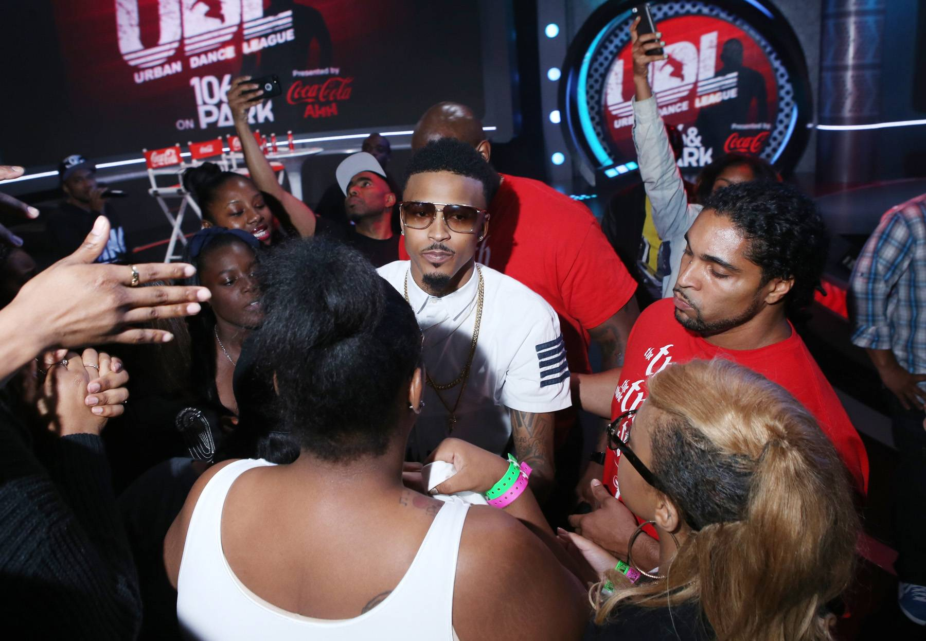 He Wants the Love - (Photo: Bennett Raglin/BET/Getty Images for BET)
