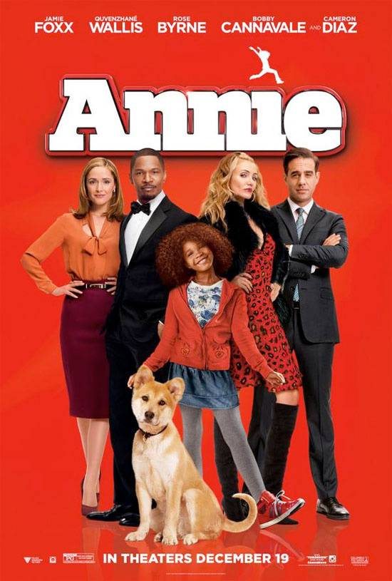 """Annie - Jay Z may have forever immortalized Anniein Black culture with his '98 hit """"Hard Knock Life,"""" butQuvenzhan? Wallisand Jamie Foxx helped give this classic a cute update for a new generation. Annie is nominated for Best Movie.(Photo: Sony Pictures Entertainment)"""