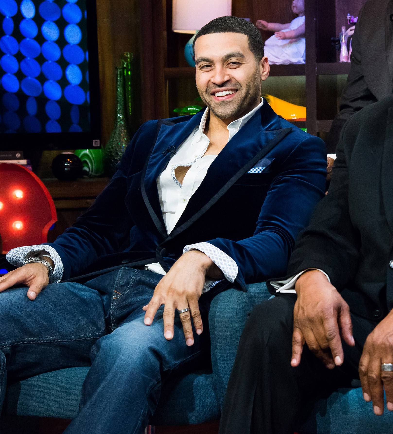 Apollo Nida Is Telling It All - Apollo Nida will be releasing a tell all book before he reports to prison on September 10. According to reports, the Real Housewives of Atlanta star has teamed up with multiple writers to pen an autobiography. The book will detail his upbringing and the events that led him to prison. Hopefully he'll add some Housewives tea in there, too. Will you be reading?(Photo: Charles Sykes/Bravo/NBCU Photo Bank)