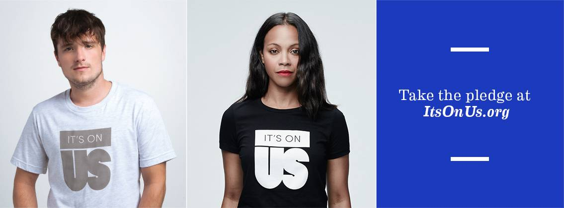 (Photo: It?s On Us campaign)